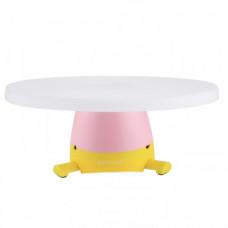 Фото 360 градусов-Поворотный стол для предметной съёмки Puluz PU364Y (yellow)